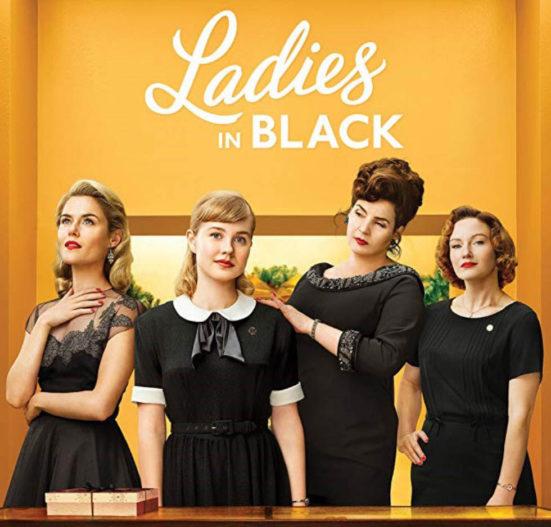 Ladies in Black Movie Night – September 2018 Featured Image